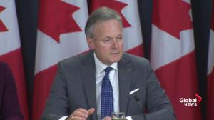 Bank of Canada expects modest rise to inflation, will 'ease' in 2019